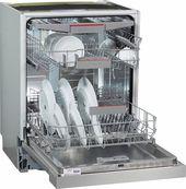 Teilintegrierbarer Geschirrspuler Serie 6 Serie 6 Smi68ms02e 9 5 L 14 Massgedecke Kuche Co Besteckschublade Geschirrspuler