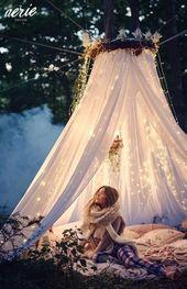 35+ tente de camping tendance avec des tipis pour enfants   – Sleepathon decor ideas