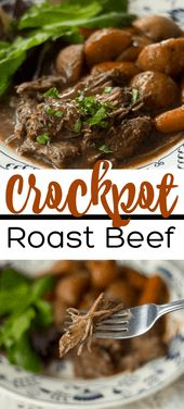 I have been making this crockpot roast beef for many, many years. This roast onl…   – recipes