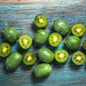 """Plantura auf Instagram: """"Kennen Sie schon die neuen Superfrüchte aus Südostasien? Die Kiwi-Beere, oft als die """"kleine Schwester der Kiwi"""" bezeichnet, ist nicht nur eine Menge…   – Instagram Garten"""