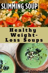 Healthy Weight-Loss Soups – Natural Life Media – ! Health and Fitness  ✔