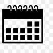 Vector Icono De Calendario Clipart De Vector Iconos De Calendario Calendario Png Y Vector Para Descargar Gratis Pngtree In 2021 Calendar Vector Icon Calendar Icon Instagram Logo