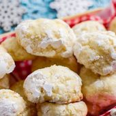 Receta de galletas de limón con queso crema: una sutil nota de tarta   – backen