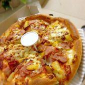 Hawaiianische Pizza von Pizza Hut – #hawaiianische #Hut #Pizza #von