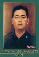 Gambar Foto Pahlawan Revolusi Letjend Anm Soeprapto Tokoh Sejarah Gambar Indonesia
