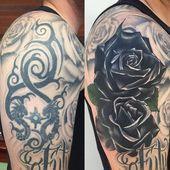60 erstaunliche Cover Up Tattoos Bilder vor und nach dem Sie nicht glauben, dass…