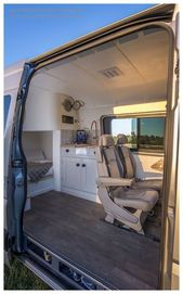 Photo of 40+ Magnificent Comfy RVs Camper Van Conversion Ideas on A Budget – Page 30 of 4…