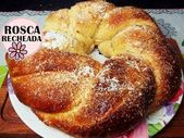 ROSCA DOCE RECHEADA – YouTube  – Comida e bebida