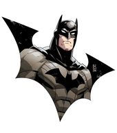 I do know it's D.C. However BATMAN and the linework is wonderful!!  sooner or later my comics…