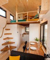 Das Schlafzimmer-Loft verfügt über ein Seilgelä…