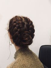 Simple double Dutch bun combination for every hairdressing day – # Brötc – New Site