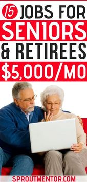 30 Part Time Jobs For Seniors Above 60