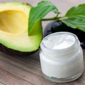 Gesichtscreme mit Avocado selber machen – Rezept und Anleitung   – seife und Creme