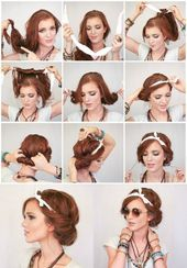 simple summer hairstyles step by step – best latest hairstyle trends