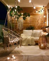 Hygge Bohemian Living Room Decor – # böhmische #decor #hygge #leben – #Genel –