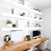Skandinavische Inspiration für Arbeitsplätze – 6 Ideen für moderne House Places of work – House Workplace, #A…