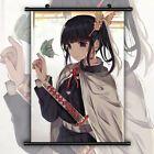 Kimetsu no Yaiba Kochou Shinobu Anime Wallscroll Poster Kunstdrucke Bider Drucke