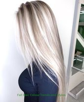 Fall Hair Colour Trends and Styles #trendyhairs