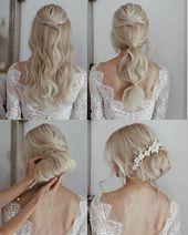 10+ EASY HAIR TUTORIALS – elegant updos