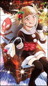 Photo of Smash Rising: Christmas Toga   My Hero Academia   Kenn d …