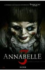 V E R Annabelle 3 Vuelve A Casa 2019 Pelicula Completa En Español Latino Horror Movies Funny Horror Movie Fan Horror Movie Posters