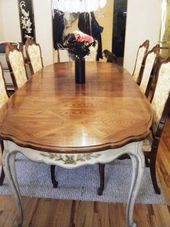 I Am Moving And Need To Sell My Vintage Thomasville Dining Room Set My Parents Purchased This Set In The 1970 S They Furniture Home Decor Furniture Making