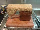 Kuchen zum Nähen – Google Search   – Cakes and foods that represent hobbies or interests