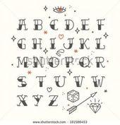 31+ Ideen Tattoo Fonts Typografie Tinte für das Jahr 2019