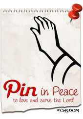 Gospel According to Pinterest? It could work!  Pin in Peace ~ promoting social m…
