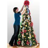 Disney Wondrous Christmas Pre Lit Pull Up Tree Nutribo Holiday Decor Christmas
