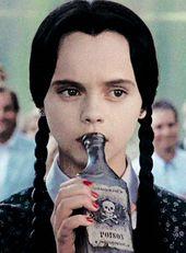 Wie Mittwoch Addams sind Sie? – Die Addams Family -:- Die Filme