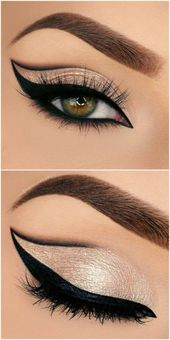 25 Perfect Holiday Makeup Looks !!!!!