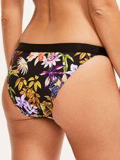 Figleaves Tanga Bikini Bottoms – Multi
