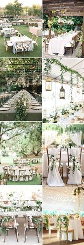 Talking about outdoor weddings, a garden is without question the best option, it…
