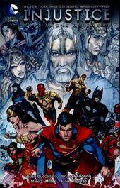 Injustice Gods Among Us Year Four Volume 1 Comics Dc Comics Injustice
