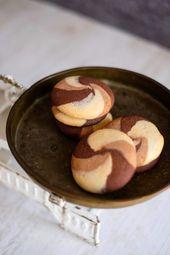 Nutella, Vanille und Schoko Cookies | Marion's Kaffeeklatsch