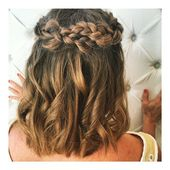 25 gorgeous prom hairstyles for when you want your hair … – Prom hairstyles #styles #wonderful #hairtips