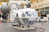 NASA's Multi-Mission Space Exploration Vehicle (MMSEV) at Johnson Space Center