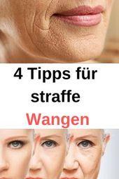 4 Tipps für feste Wangen #wagen #straight #tips #pflege – Gesundheit