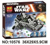 Star Wars The First Order Transporter Set Modell Bausteinziegelsteine   – https://arts-arch.store/