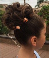 really easy hairstyles Bobby Pins #popularhairstylesforteenagegirl