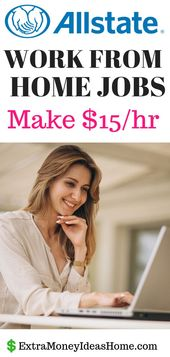 All State Work from Home Jobs – #Home #Jobs #State…