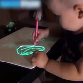 Shop Now> Light Drawing — Fun and Developing Toy