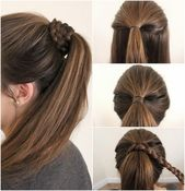 Easy to make hairstyles – best hair ideas