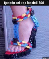Wenn du ein LEGO Fan bist ..   – Meme