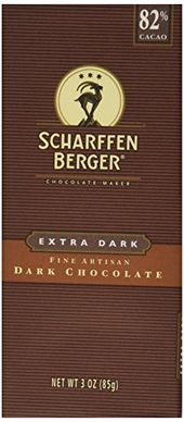 Scharffen Berger Chocolate Bar Extra Dark 82 Cacao 3 oz — To view further for t…