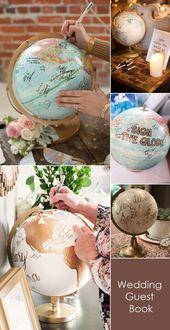75+ kreative Hochzeitsideen zum Thema Reisen, die begeistern   – Hochzeit <3