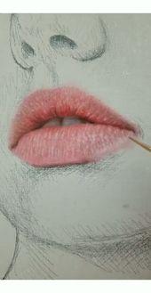 Gemälde von Ronald Restituyo Linda Drache #Gem…