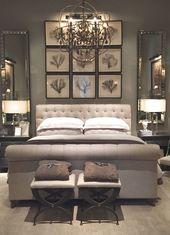 Master Schlafzimmer Ideen