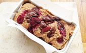 Raspberry cake with chocolate chips  – All About Food.